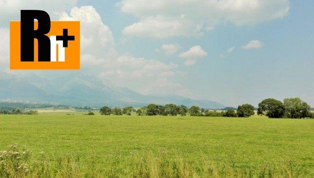 7. obrázok Veľký Slavkov pozemok pre bývanie na predaj - TOP ponuka