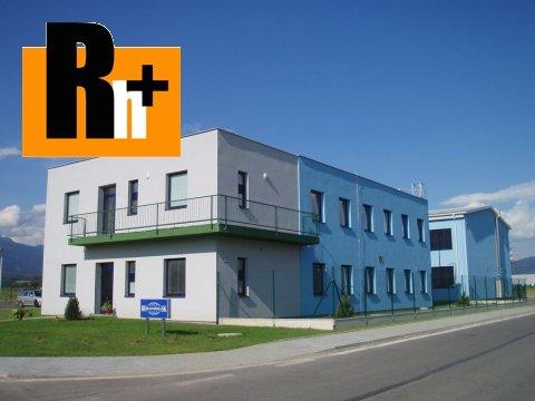 Foto Na predaj Sučany administratívna budova - TOP ponuka