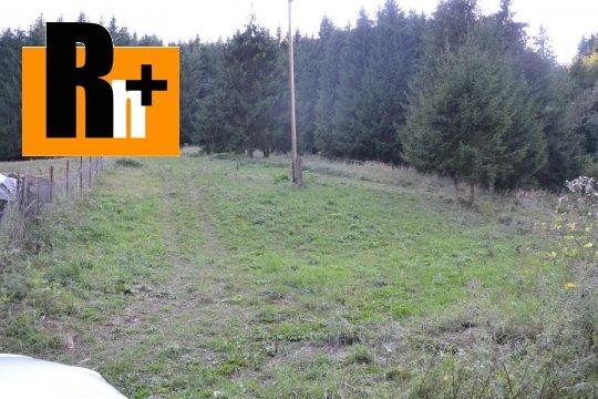 Foto Trvalý trávnatý porast na predaj Považská Bystrica Zemiansky Kvášov - 2860m2