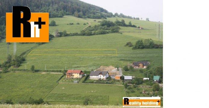 Foto Na predaj Kotrčiná Lúčka pozemok pre komerčnú výstavbu - 3464m2