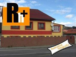 Na predaj rodinný dom Dolný Kubín - znížená cena o 20000€