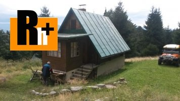 Na predaj chata Martin - znížená cena