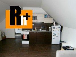 Na prenájom 2 izbový byt Sereď SNP - rezervované
