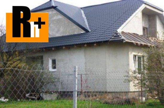 Foto Plavecký Mikuláš Plavecky Mikuláš na predaj rodinný dom - TOP ponuka