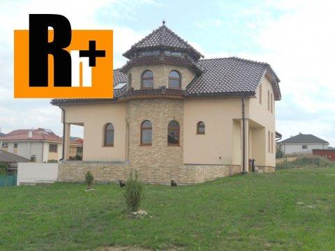Foto Na predaj Nitra Pramenistá rodinná vila - TOP ponuka