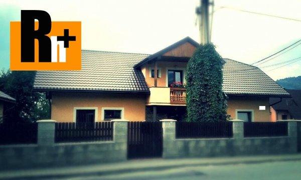 Foto Oščadnica Luxusný rodinný dom na predaj - TOP ponuka