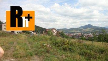 Kysucké Nové Mesto Na Podstráni na predaj orná pôda - 3838m2