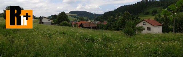 Horný Vadičov 2 x 850m2 pozemok pre bývanie na predaj - TOP ponuka