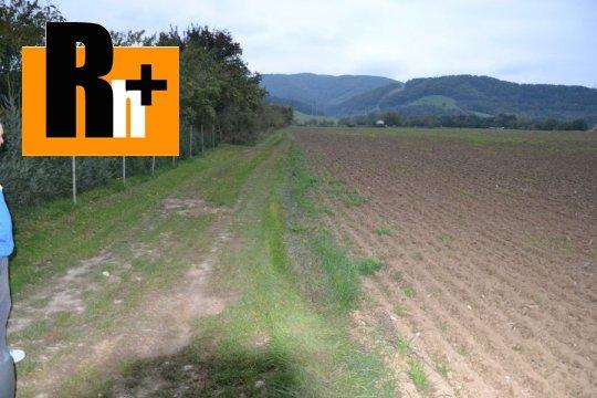Foto Orná pôda na predaj Plevník-Drienové Plevník