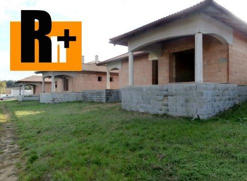 Foto Budimír Pod Lesom na predaj rodinný dom - novostavba