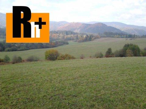 Foto Martin na predaj trvalý trávnatý porast