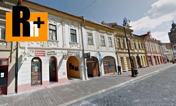2. obrázok Košice-Staré Mesto Alžbetina obchodné priestory na predaj