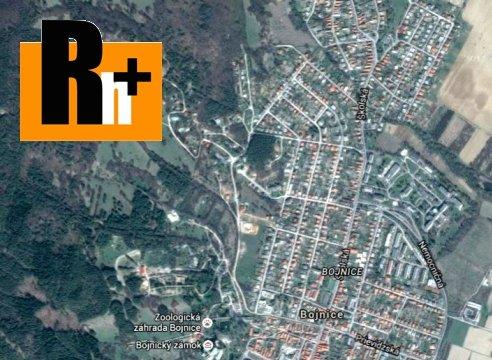 Foto Na predaj trvalý trávnatý porast Bojnice - 1324m2