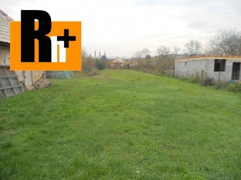 Foto Pozemok pre bývanie na predaj Nitra Staromlynská - TOP ponuka