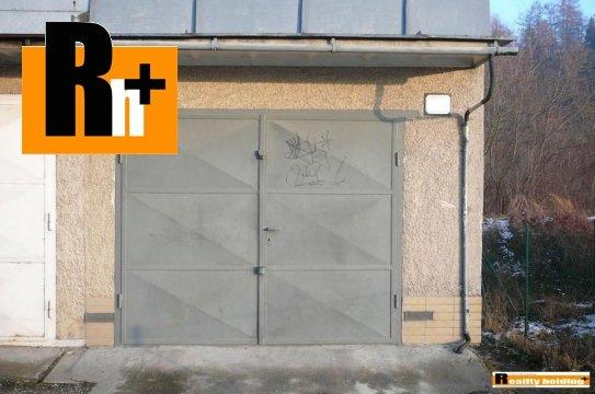 Foto Na predaj garáž jednotlivá Kysucké Nové Mesto Clementisova