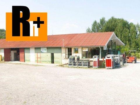 3. obrázok Priemyselný areál Partizánske na predaj - znížená cena