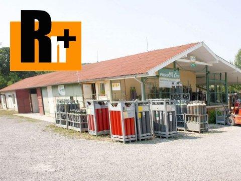 4. obrázok Priemyselný areál Partizánske na predaj - znížená cena