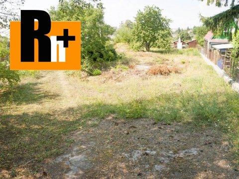 Foto Na predaj pozemok pre bývanie Partizánske na RD, chatu, záhradku - 915m2
