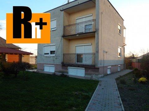 Foto Na predaj rodinný dom Trnovec nad Váhom Hlavná