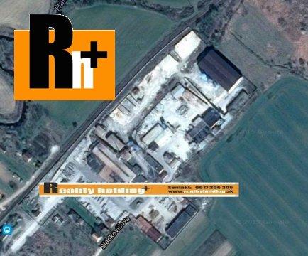 Foto Koš priemyselný areál na predaj - 44000m2