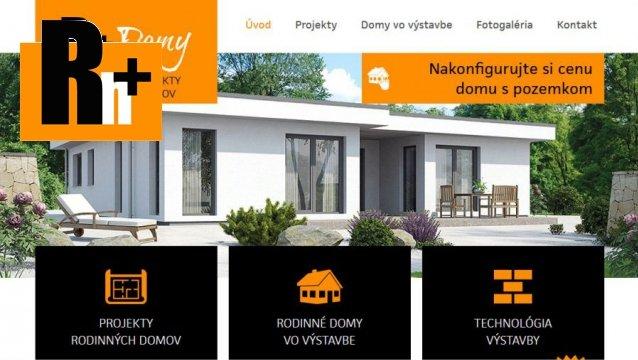 Foto Prievidza rodinná vila na predaj - novostavba