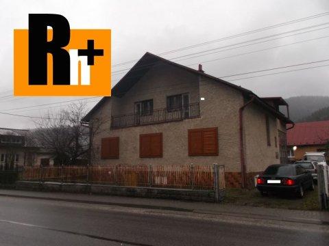 Foto Na predaj Krásno nad Kysucou pozemok 1232m2 rodinný dom - TOP ponuka