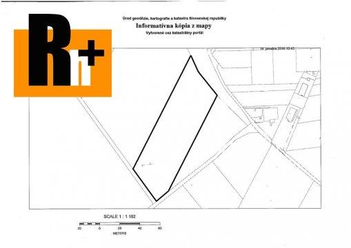Foto Pozemok pre bývanie Bratislava-Nové Mesto Vinohrady- Horné Židiny na predaj - 5156m2