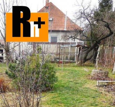 Foto Na predaj Nitra Čermáň rodinný dom - rezervované
