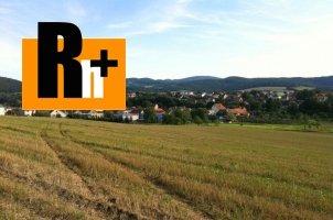 Pozemok pre bývanie Horná Ves na predaj - 21000m2