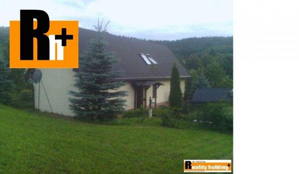 Foto Na predaj rodinný dom Súľov-Hradná kompletne rekonštruovaný