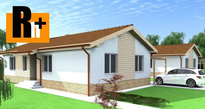 Foto Rodinný dom Bretejovce na predaj - novostavba