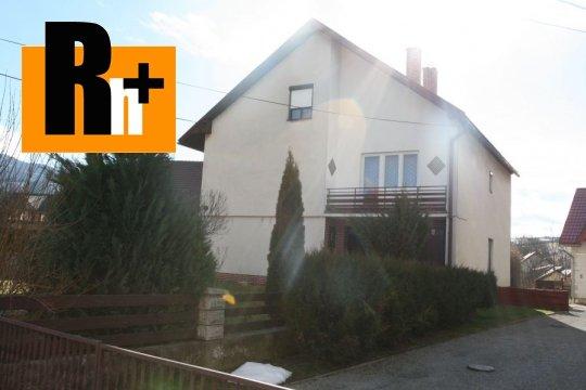 Foto Na predaj rodinný dom Zuberec - rezervované