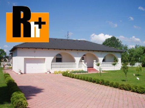 Foto Rodinná vila na predaj Vysoká pri Morave Hraničiarska - novostavba