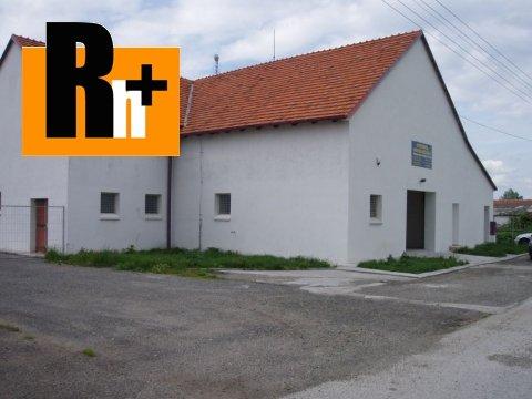 Foto Vysoká pri Morave Hlavna na predaj priemyselný areál - TOP ponuka