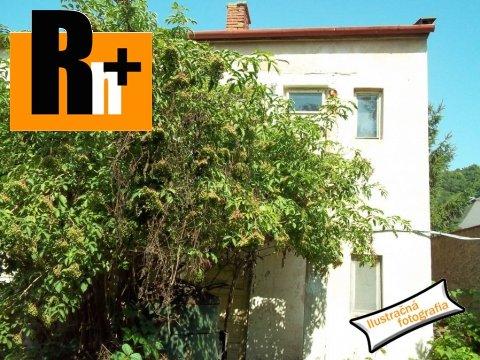 Foto Kluknava Centrum na predaj rodinný dom - znížená cena