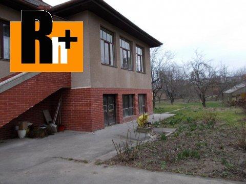 Foto Rodinný dom Košice-Sever . na predaj - s garážou