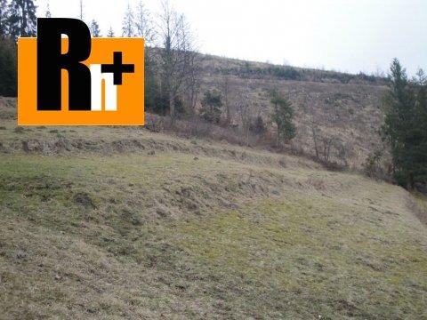 Foto Oščadnica chatová oblasť Závozy na predaj pozemok pre bývanie -
