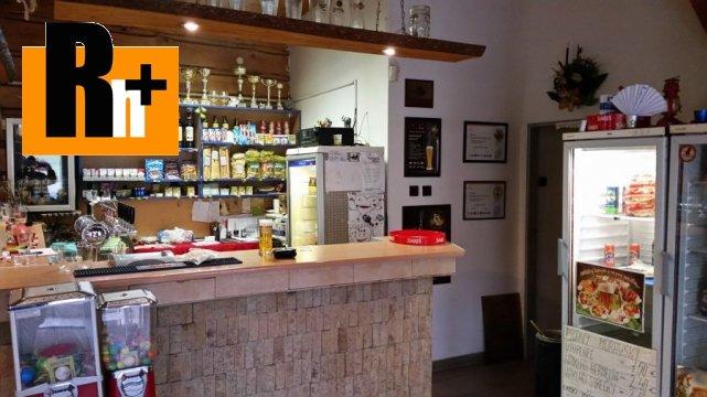 Foto Žilina Vlčince reštaurácia na predaj - ihneď k dispozícii