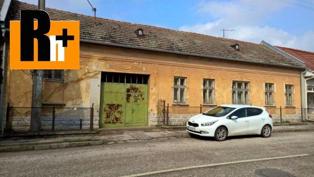 Foto Na predaj Križovany nad Dudváhom rodinný dom - rezervované