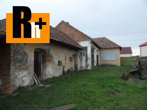 Foto Na predaj rodinný dom Vlčkovce - 4666m2