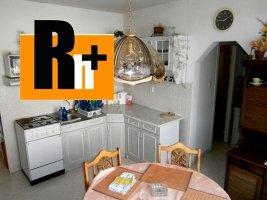 3 izbový byt na predaj Sereď Cukrovarská - 73m2