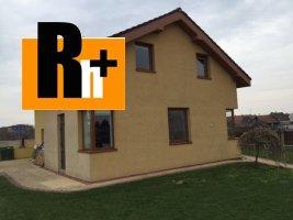 Rodinný dom na predaj Vlčkovce - s garážou 1