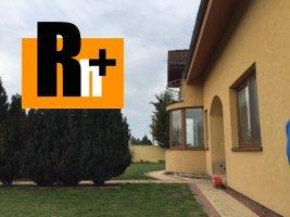 Rodinný dom na predaj Vlčkovce - s garážou 2