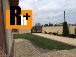 Rodinný dom na predaj Vlčkovce - s garážou 3