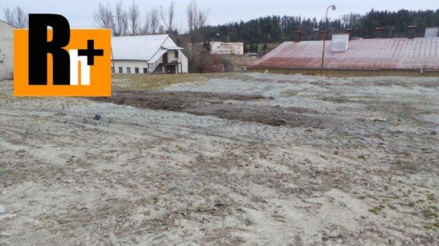 Foto Na predaj Hôrky Hôrecká cesta pozemok pre komerčnú výstavbu