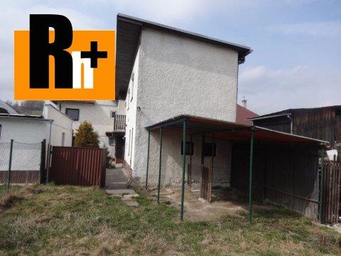 Foto Rodinný dom na predaj Liptovský Ondrej tichá