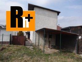 Rodinný dom na predaj Liptovský Ondrej tichá