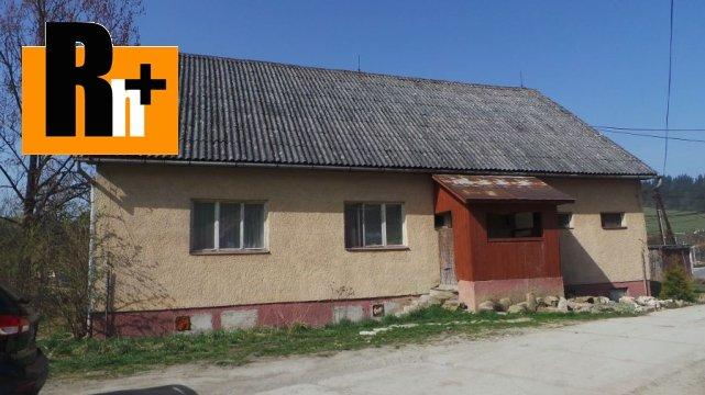 Foto Ovčiarsko Dvory vidiecky dom na predaj