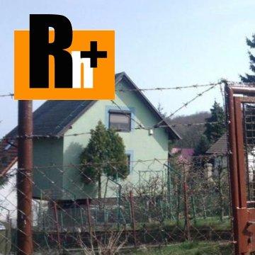 Foto Bratislava-Dúbravka Strmý bok chata na predaj - TOP ponuka