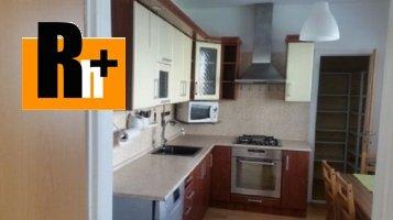4 izbový byt na prenájom Žilina Vlčince k dispozícii od 01.10.2016 - zrekonštruovaný